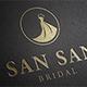 Logo SanSan Bridal