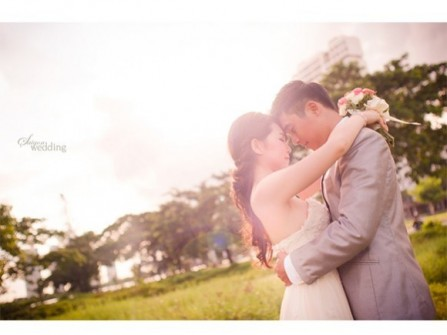 Hoa cưới Saigon Wedding