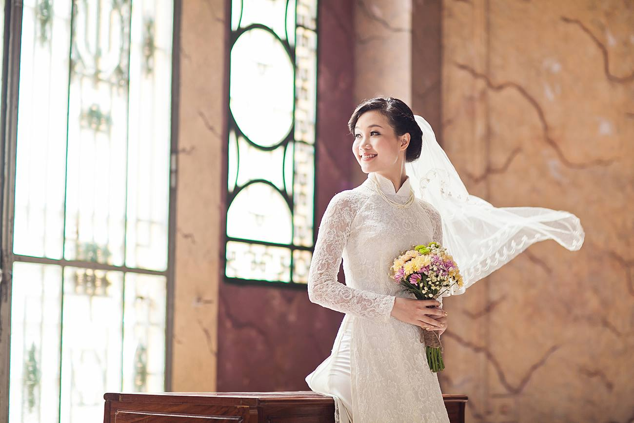 Lily Wedding Dress - Hà Nội