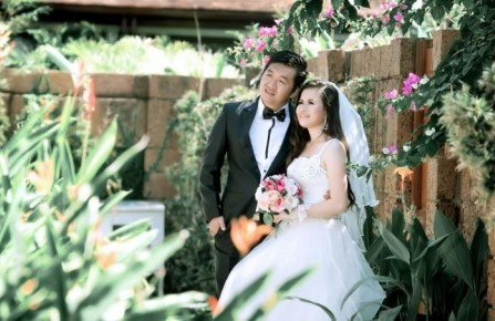 Studio áo cưới Diamond Wedding