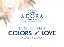 The Adora – Colors of Love