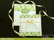 Ribbon Wedding Paper
