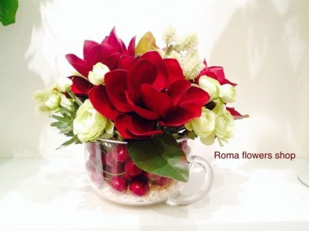 Roma Flowers Shop