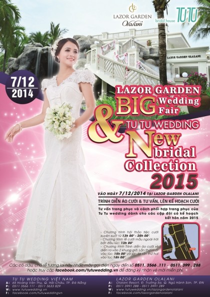 poster wedding show a4