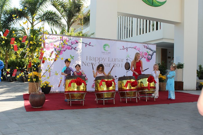 New Year The Cliff Resort & Residences (Copy)