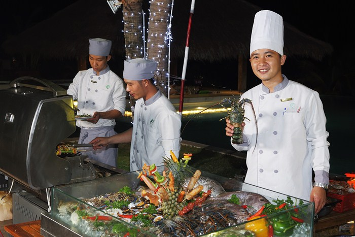 Vista Restaurant Chef at The Cliff Resort & Residences 5 (Copy)