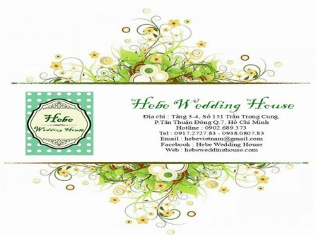 Phim trường HeBe Wedding House