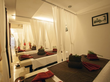 Dịch Vụ Spa Mai Charming Boutique Hotel