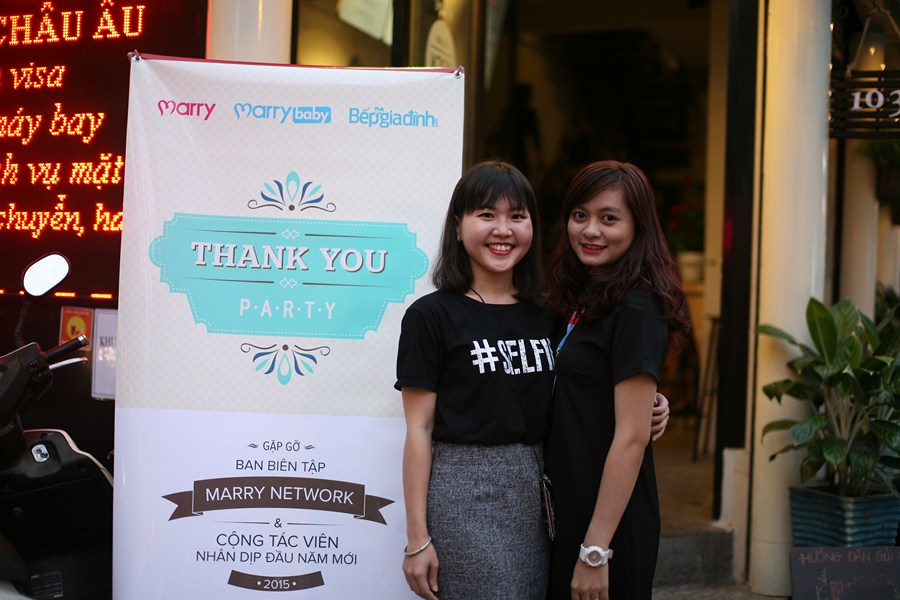 Marry Network's Thank You Party 2014