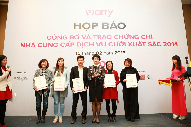 Lễ trao giải Marry excellence award