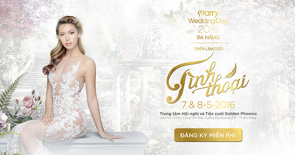 Marry Wedding Day Đà Nẵng 2016