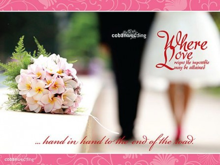 Coban Wedding