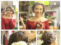 Make up-Hair Antlia
