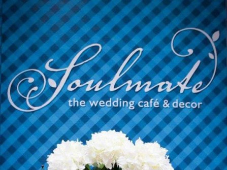 Soulmate - The wedding café & decor