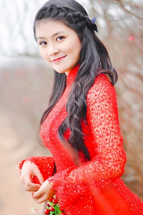toc dep cho co dau mac ao dai 9