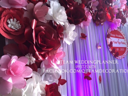 Qteam Decoration & Event