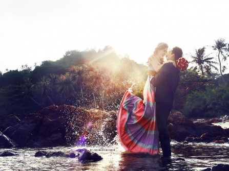 [Pre-Wedding] A Taste Of Honey