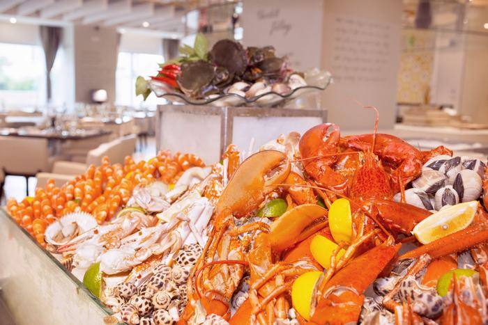 Seafood around the world#