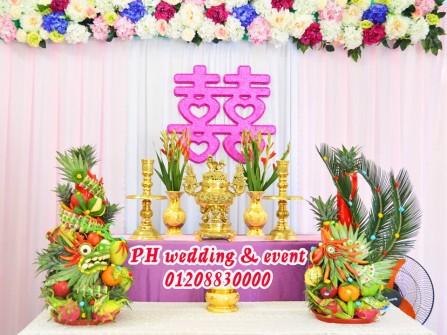 PH wedding & event