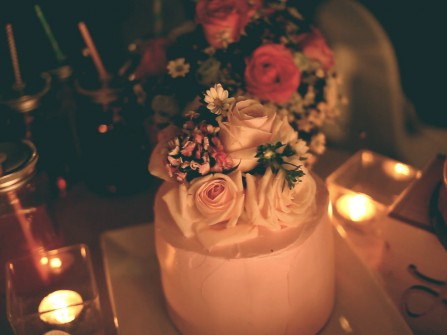 [Pink & Mint | Real wedding] We learn to love - 26.12.2015