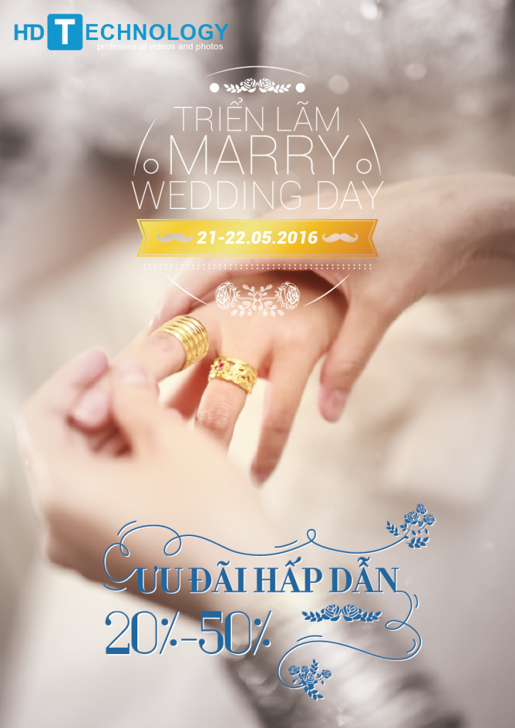 HD Technology tham gia Marry Wedding Day HCM 2016