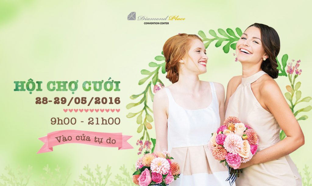 Hội chợ Saving Wedding Day