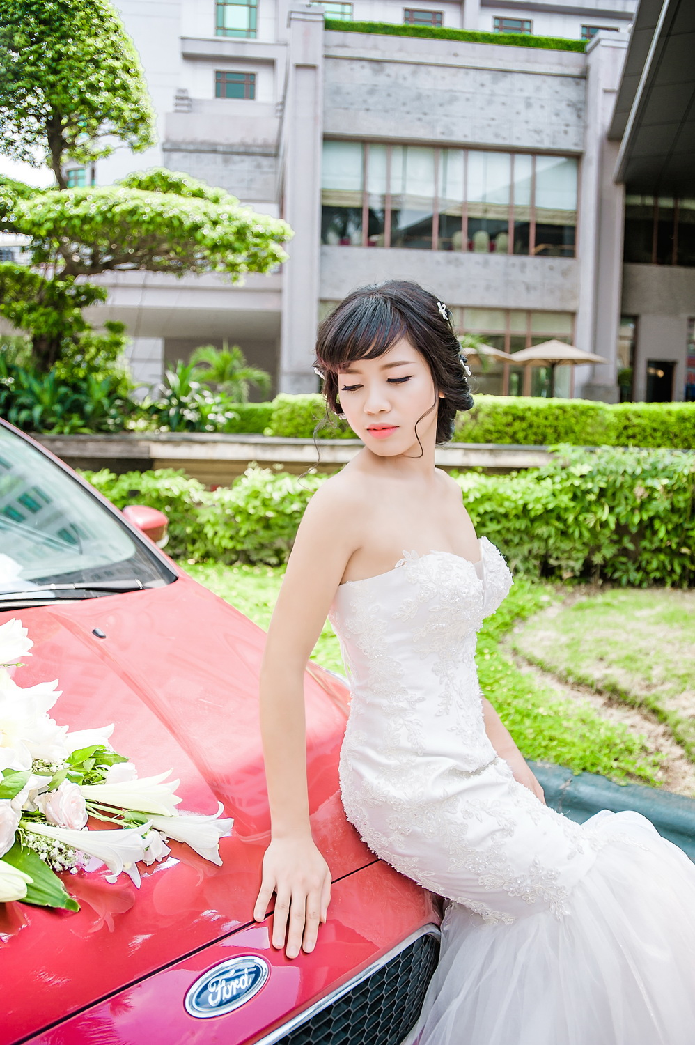 Top look bridal xe ford