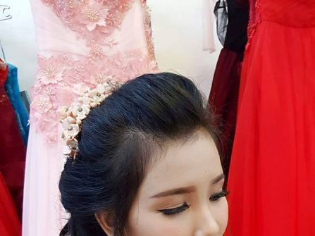 Nơ Studio - Make Up - Bridal