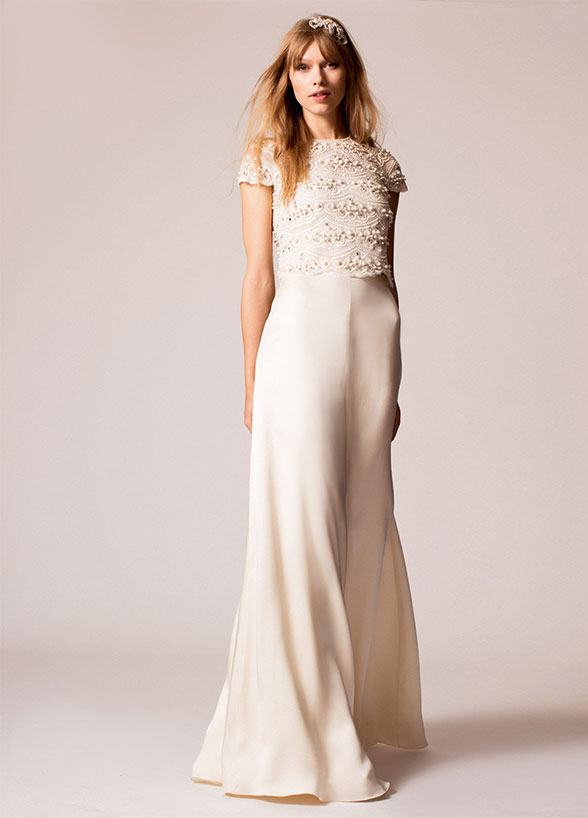 Temperley Bridal Fall 2016 Collection