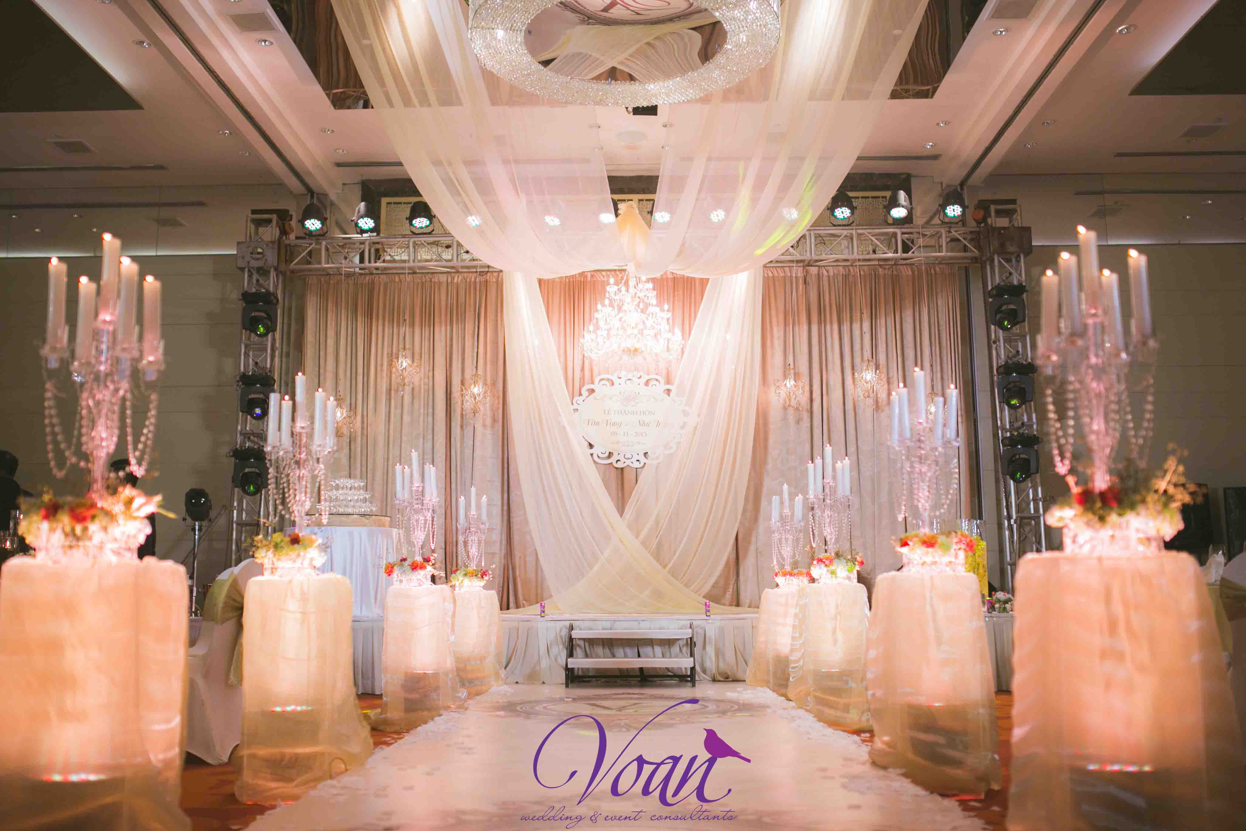 Voan wedding planner