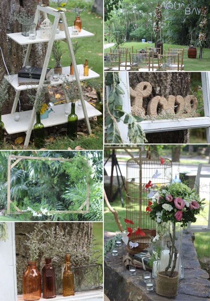Botanica Wedding Concept