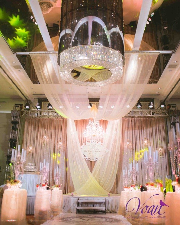 The Elegant Wedding Concept