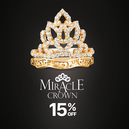 Nhẫn Miracle crown