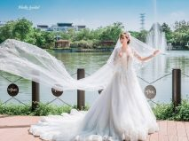 "BST ""SUNNY FLOWERS"" - Bella Bridal Collection"