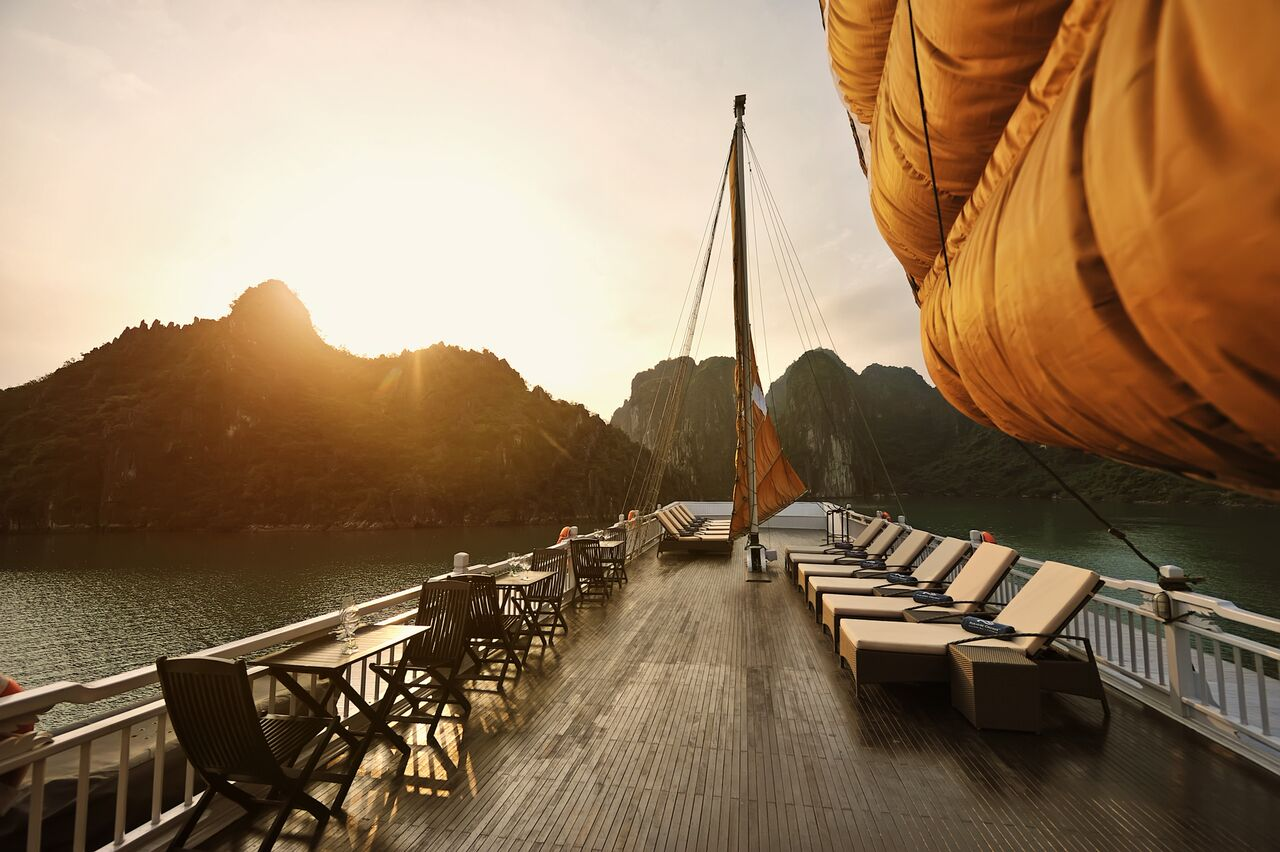 Paradise Luxury - Halong Bay, Vietnam