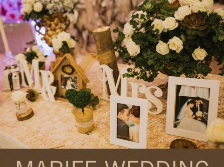 Mariee Wedding Decor