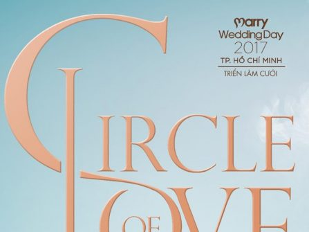Marry Wedding Day 2017 HCM - Circle of Love