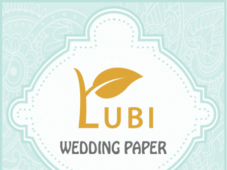 Lubi Wedding Paper