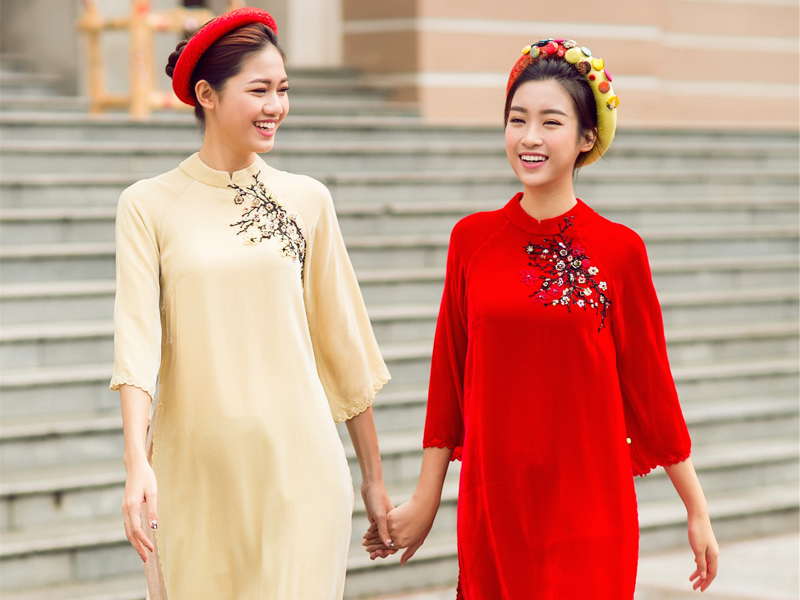 43 best Ao Dai images on Pinterest in 2018  Vietnamese