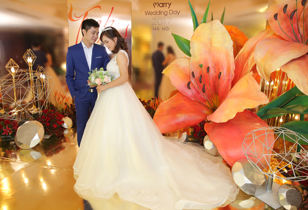 Marry Wedding Day HN 2017 tổng kết 21