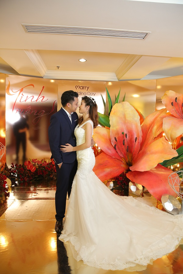 Marry Wedding Day HN 2017 tổng kết 22
