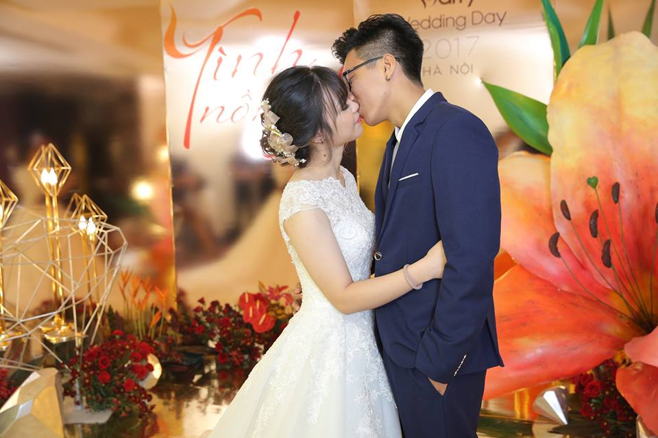 Marry Wedding Day HN 2017 ngày thứ 19