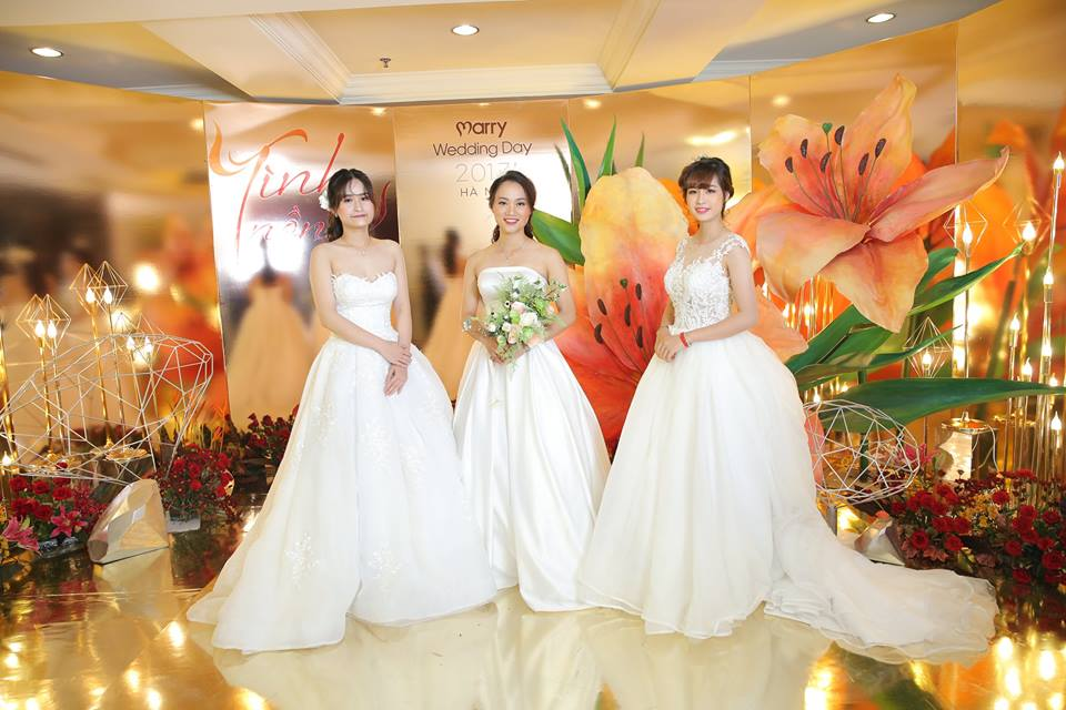 Marry Wedding Day HN 2017 ngày thứ 20