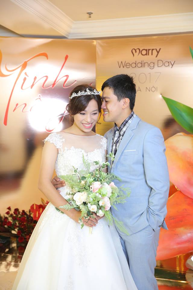 Marry Wedding Day HN 2017 ngày thứ 21