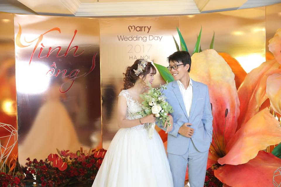 Marry Wedding Day HN 2017 ngày thứ 18