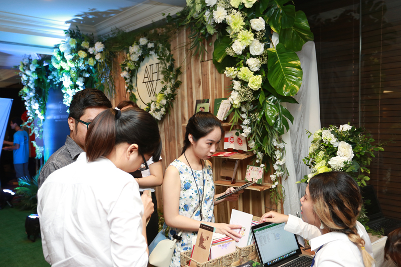 Marry Wedding Day HN 2017 tổng kết 7