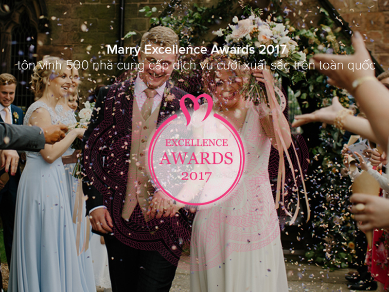 Marry Excellence Awards 2017 ft