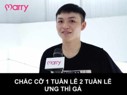 Hỏi Cứng Đáp Cưng: Yêu nhau sau bao lâu thì cưới?