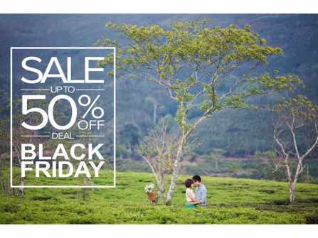 Black Friday – Sale up to 50%