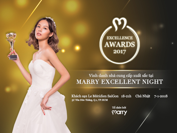Marry Excellence Night 2017